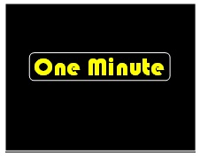 one minute_2